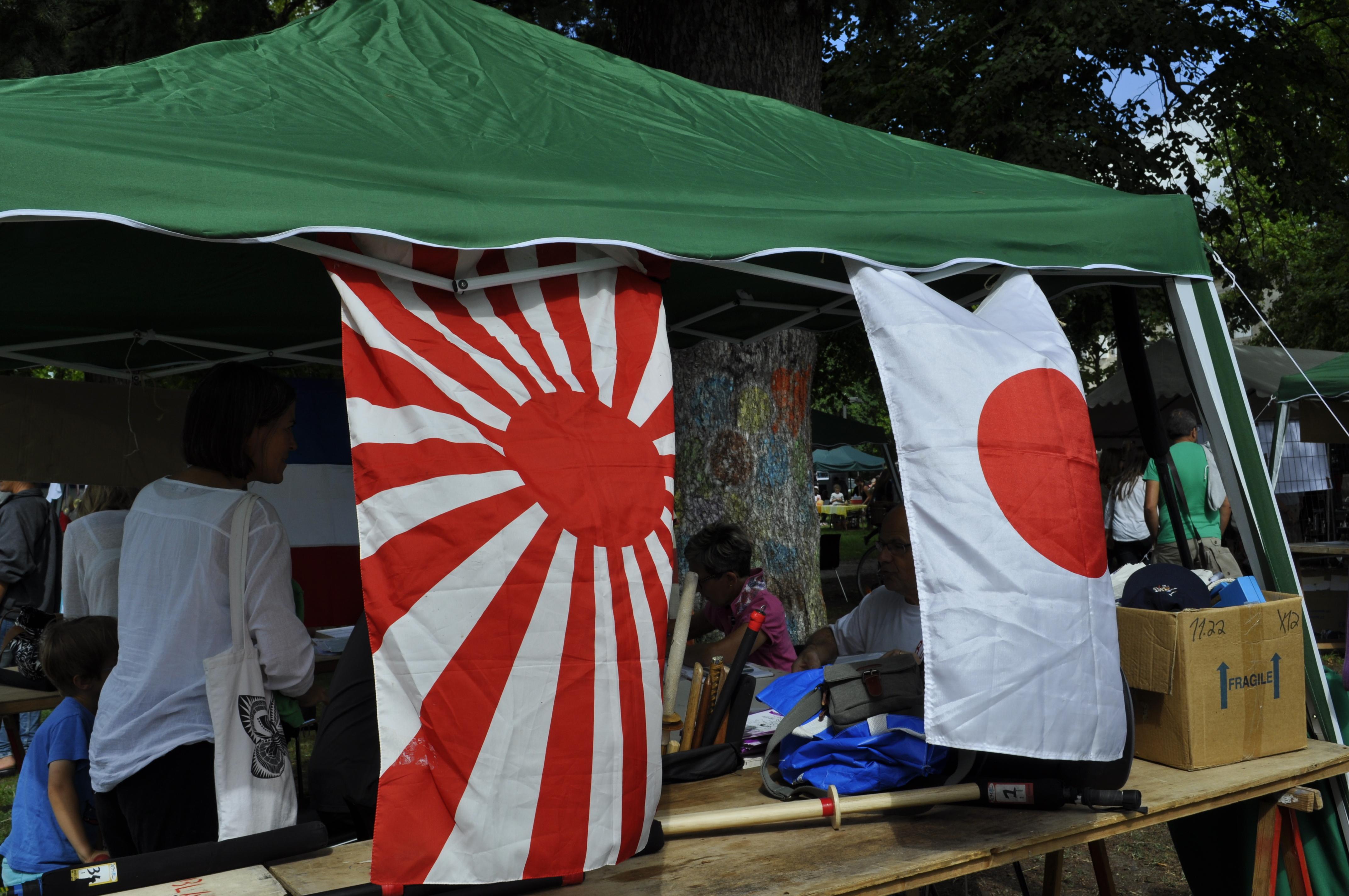 Le Budo, le Japon et sa culture ancestrale.